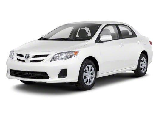 White Toyota Corolla >> 2012 Toyota Corolla S